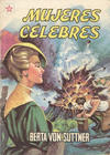 Cover for Mujeres Célebres (Editorial Novaro, 1961 series) #9
