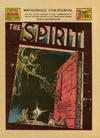 Cover Thumbnail for The Spirit (1940 series) #12/8/1940 [Minneapolis Star Journal edition]