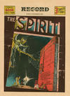 Cover Thumbnail for The Spirit (1940 series) #12/8/1940 [Philadelphia Record edition]