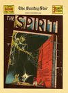 Cover Thumbnail for The Spirit (1940 series) #12/8/1940 [Washington DC Star edition]