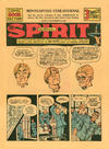 Cover Thumbnail for The Spirit (1940 series) #12/15/1940 [Minneapolis Star Journal edition]