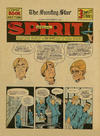 Cover Thumbnail for The Spirit (1940 series) #12/15/1940 [Washington DC Star edition]