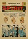 Cover Thumbnail for The Spirit (1940 series) #12/15/1940 [Washington DC Star edition]