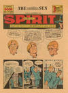 Cover Thumbnail for The Spirit (1940 series) #12/15/1940 [Baltimore Sun edition]