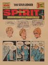 Cover Thumbnail for The Spirit (1940 series) #12/15/1940 [Newark NJ Star Ledger edition]