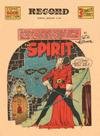 Cover Thumbnail for The Spirit (1940 series) #1/5/1941 [Philadelphia Record edition]