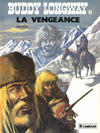 Cover for Buddy Longway (Le Lombard, 1974 series) #11 - La vengeance