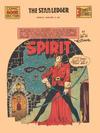 Cover Thumbnail for The Spirit (1940 series) #1/5/1941 [Newark NJ Star Ledger edition]