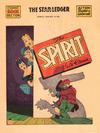 Cover Thumbnail for The Spirit (1940 series) #1/19/1941 [Newark NJ Star Ledger edition]