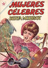 Cover for Mujeres Célebres (Editorial Novaro, 1961 series) #11