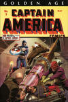 Cover Thumbnail for Golden Age Captain America Omnibus (2014 series) #1 [Lee Weeks Cover]