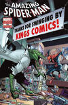 Cover Thumbnail for The Amazing Spider-Man (1999 series) #666 [Variant Edition - Kings Comics! Store Exclusive]