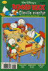 Cover for Donald Ducks Elleville Eventyr (Hjemmet / Egmont, 1986 series) #41 [Reutsendelse]