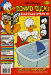 Cover for Donald Ducks Elleville Eventyr (Hjemmet / Egmont, 1986 series) #34
