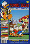 Cover for Donald Ducks Elleville Eventyr (Hjemmet / Egmont, 1986 series) #33 [Reutsendelse]