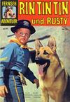 Cover for Fernseh Abenteuer (Tessloff, 1960 series) #55