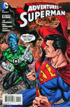 Cover for Adventures of Superman (DC, 2013 series) #11