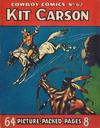 Cover for Cowboy Comics (Amalgamated Press, 1950 series) #62