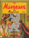 Cover for Mandrake the Magician (Feature Productions, 1950 ? series) #24