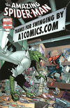 Cover Thumbnail for The Amazing Spider-Man (1999 series) #666 [Variant Edition - A1comics.com Store Exclusive]