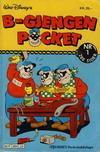 Cover for B-Gjengen pocket (Hjemmet / Egmont, 1986 series) #1 [Reutsendelse]