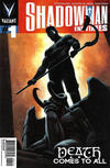 Cover for Shadowman: End Times (Valiant Entertainment, 2014 series) #1 [Cover B - Pullbox Edition - Jeff Dekal]