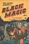 Cover for True Amazing Accounts of  Black Magic (Young's Merchandising Company, 1952 ? series) #4