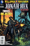 Cover for All Star Western (DC, 2011 series) #31