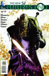 Cover for The New 52: Futures End (DC, 2014 series) #4