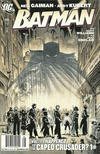 Cover for Batman (DC, 1940 series) #686 [Andy Kubert Newsstand Cover]
