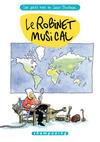Cover for Les Petits riens de Lewis Trondheim (Delcourt, 2006 series) #5 - Le Robinet Musical