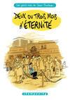Cover for Les Petits riens de Lewis Trondheim (Delcourt, 2006 series) #6 - Deux ou Trois Mois d'Éternité