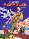 Cover for Les anges d'acier (Dargaud éditions, 1984 series) #4 - Les griffes de l'aigle