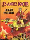 Cover for Les anges d'acier (Dargaud éditions, 1984 series) #3 - La rose d'Abyssinie