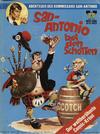 Cover for Bastei-Comic (Bastei Verlag, 1972 series) #12 - Die Abenteuer des Kommissars San-Antonio - San-Antonio bei den Schotten