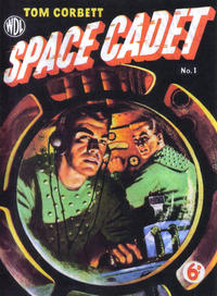 Cover Thumbnail for Tom Corbett Space Cadet (World Distributors, 1953 series) #1