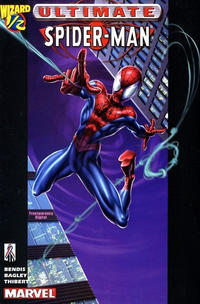 Cover Thumbnail for Ultimate Spider-Man (Marvel; Wizard, 2002 series) #1/2