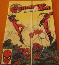 Cover Thumbnail for Σπάιντερ Μαν [Spider-Man] (Kabanas Hellas, 1977 series) #145