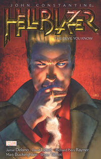 Cover Thumbnail for John Constantine, Hellblazer (DC, 2011 series) #2 - The Devil You Know
