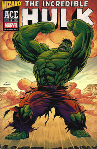 Cover Thumbnail for Wizard Ace Edition:  The Incredible Hulk #1 (Marvel; Wizard, 2003 series)