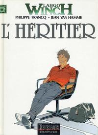 Cover Thumbnail for Largo Winch (Dupuis, 1990 series) #1 - L'héritier