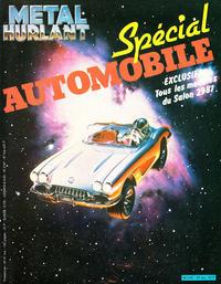 Cover Thumbnail for Métal Hurlant (Les Humanoïdes Associés, 1975 series) #67 bis