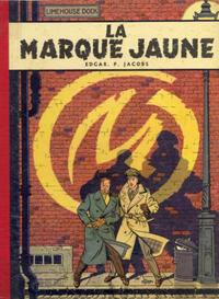 Cover Thumbnail for Les aventures de Blake et Mortimer (Le Lombard, 1950 series) #5 - Le marque jaune