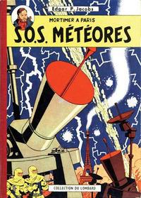 Cover Thumbnail for Les aventures de Blake et Mortimer (Le Lombard, 1950 series) #7 - S.O.S. météores
