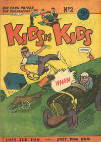 Cover Thumbnail for Kids Is Kids (Greendale, 1955 ? series) #2