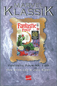 Cover Thumbnail for Marvel Klassik (Panini Deutschland, 1998 series) #4