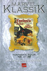 Cover Thumbnail for Marvel Klassik (Panini Deutschland, 1998 series) #11