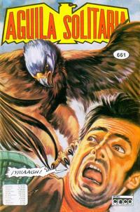 Cover Thumbnail for Aguila Solitaria (Editora Cinco, 1976 ? series) #661