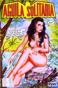 Cover Thumbnail for Aguila Solitaria (Editora Cinco, 1976 ? series) #647