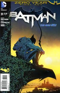 Cover Thumbnail for Batman (DC, 2011 series) #31